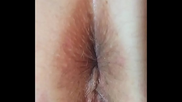 Housewife amateur, Cum on ass, Cum ass