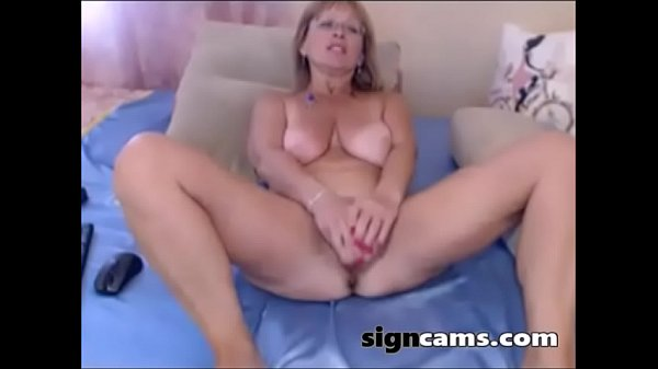 Mature blonde pussy, Dildoing matures, Blond mature