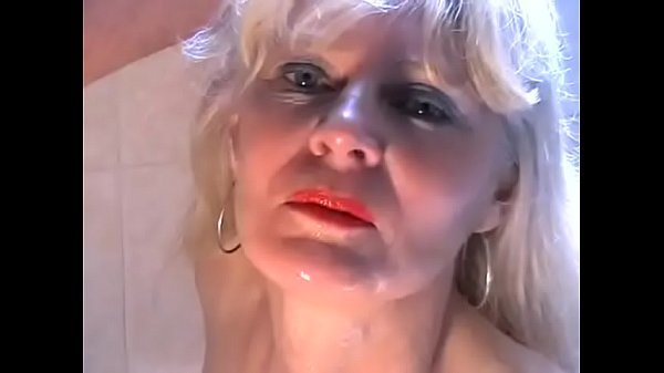 Mature piss, Blond mature